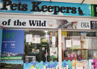 Pets Keepers (Woodlands)